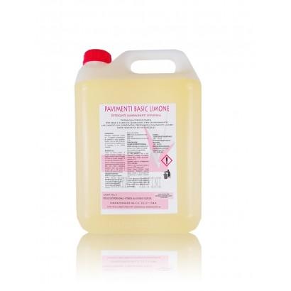 Pavimenti basic limone 5 kg...